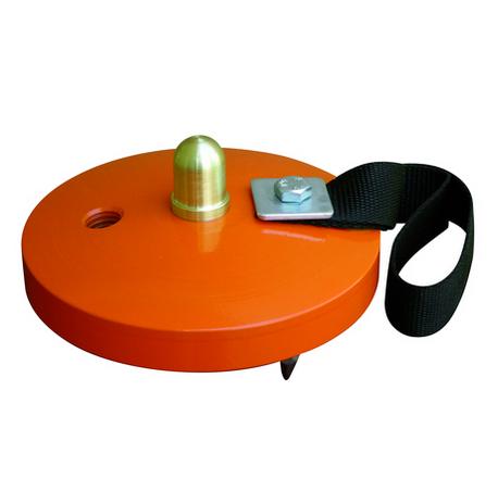 Bodenplatte GB 300 (Frosch), 3kg